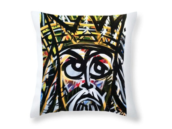 King Charlamagne Pillow
