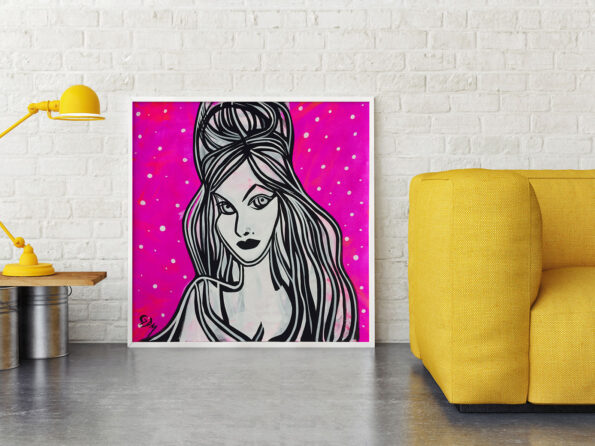 Amy Winehouse-Sold Out-Prints to come soon!